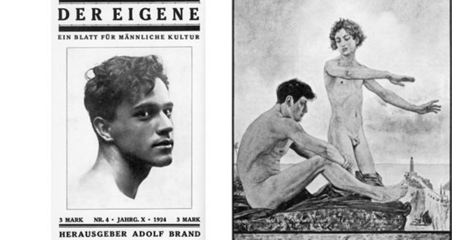 Simbolismo y Jugendstil en Dresde: Greiner, Kolbe, Müller, Unger ...