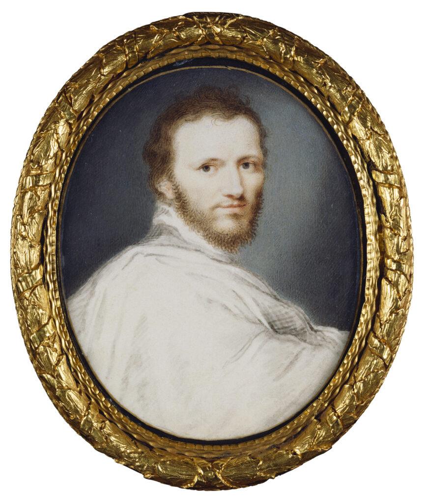 This image has an empty alt attribute; its file name is PETER-OLIVER-1589-1647-Un-autorretrato-c.1620-5-Acuarela-sobre-vitela-puesta-en-naipes-76-x-61-cm--863x1024.jpg